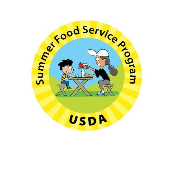 USDA Summer Food Service Logo