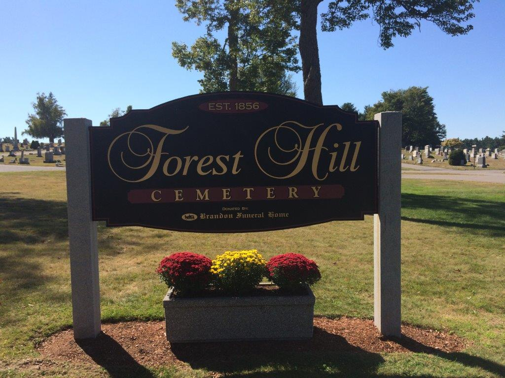 Forest hill sign