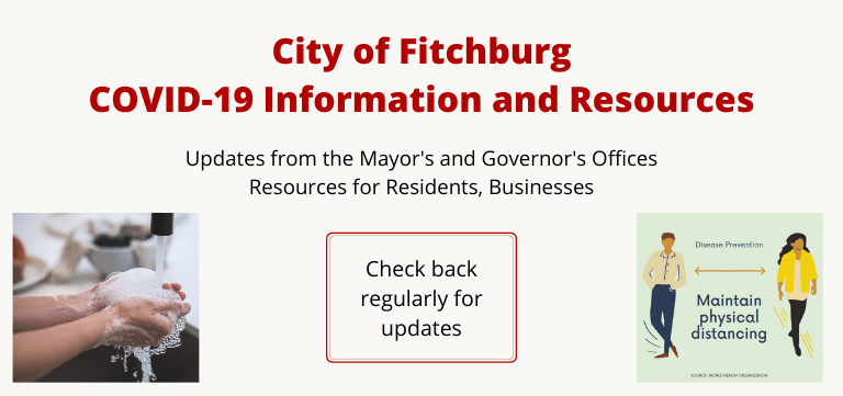City of Fitchburg COVID-19 Information and Resources