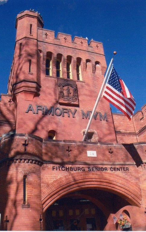 The Armory Building